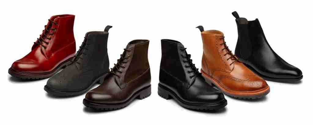 Bridlen Boots range